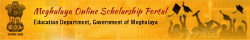 Meghalaya Online Scholarship Portal (External Website that opens in a new window)